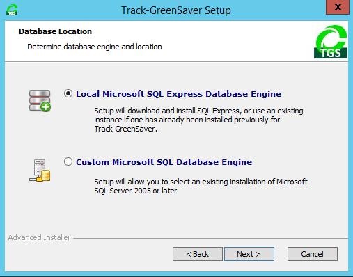 Manually Installing SQL 2008 R2 Express on Windows Server